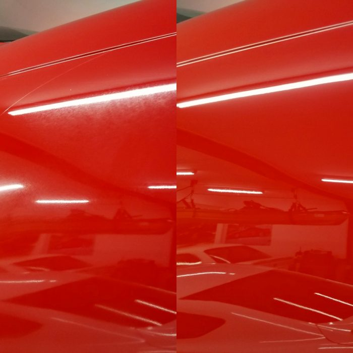Paint Correction Before & After