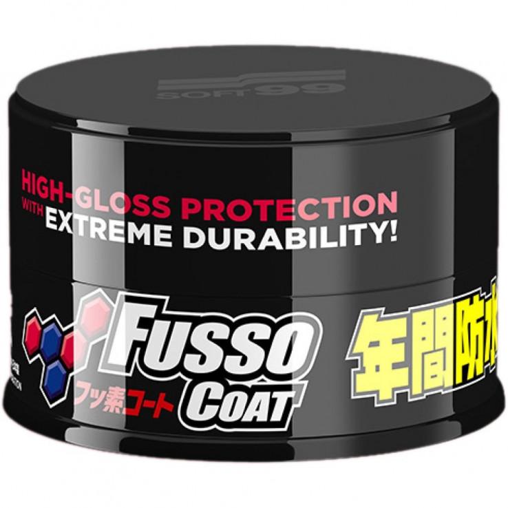 Soft99 Fusso Coat New Formula 2020