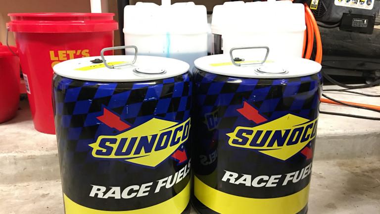 Sunoco 260 GT Plus 104 Octane Race Gas