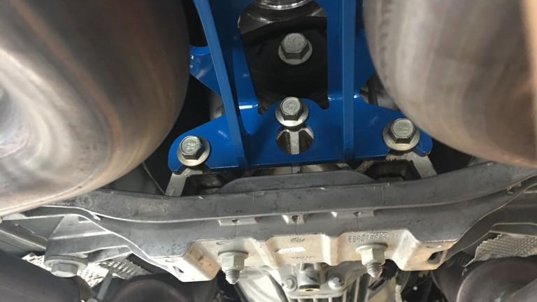Blowfish Racing Shifter Bracket